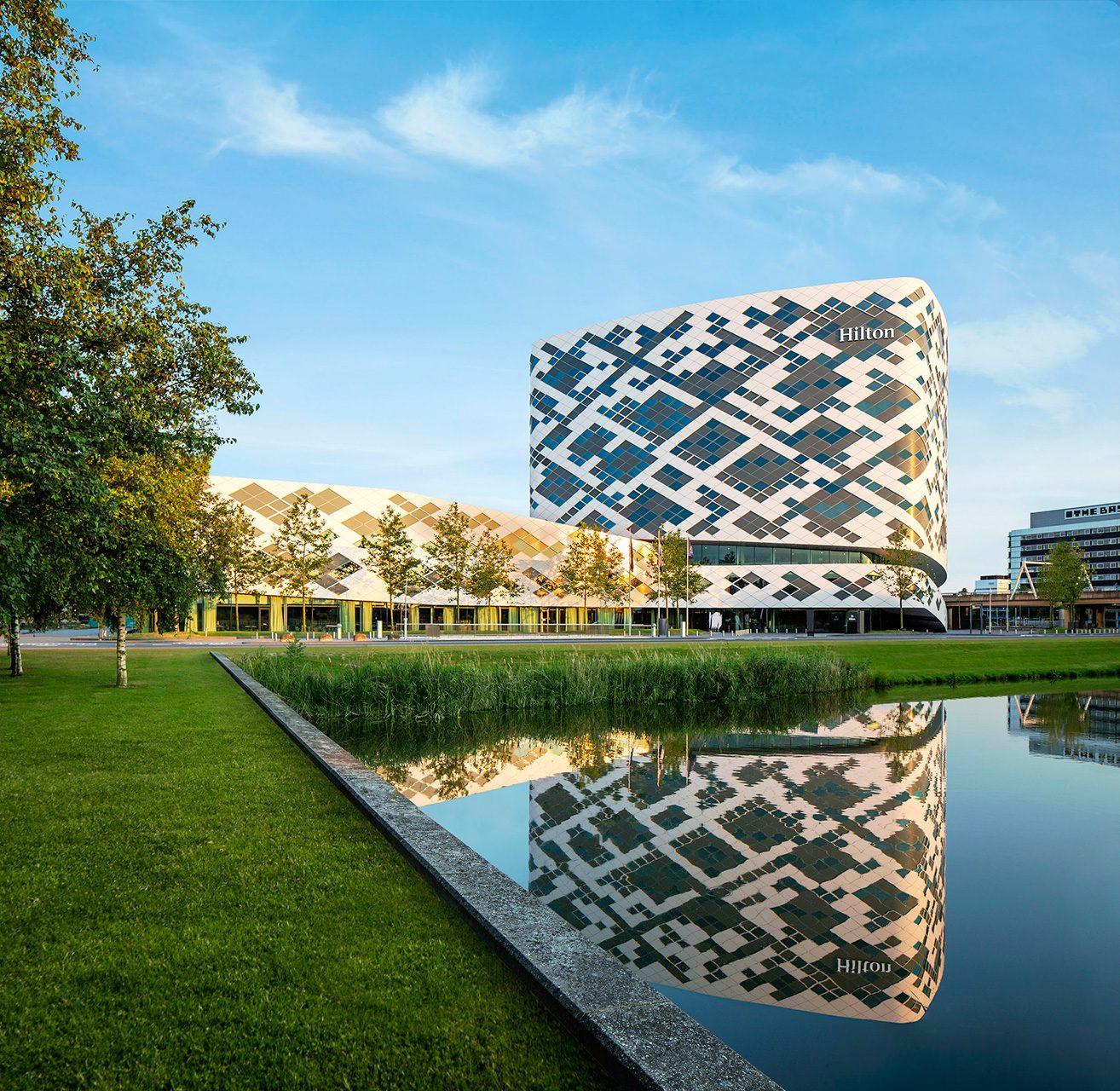 Hilton Amsterdam Airport Schipol