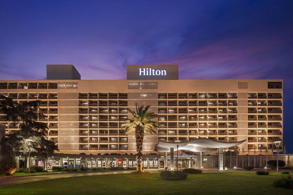 Hilton Istanbul Bosphorus Hotel Photo Retouching