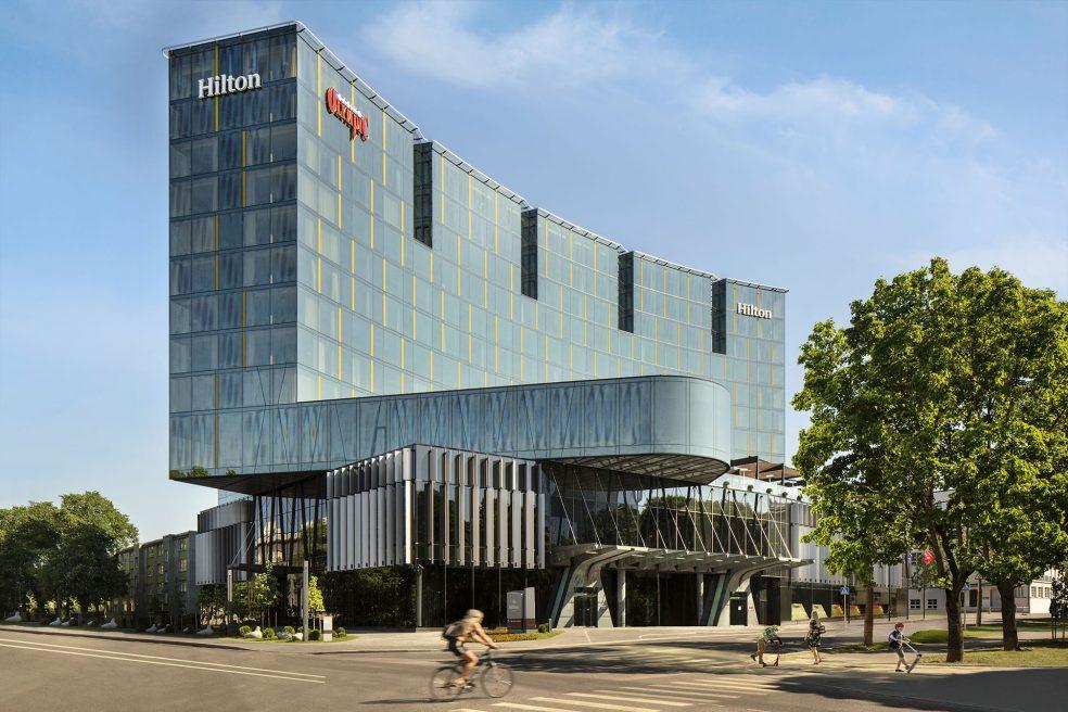Hilton Tallinn Park Hotel Photo Retouching