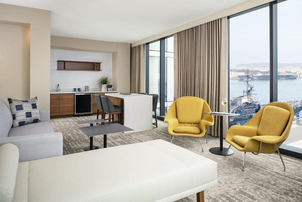 InterContinental San Diego Hotel Photo Retouching