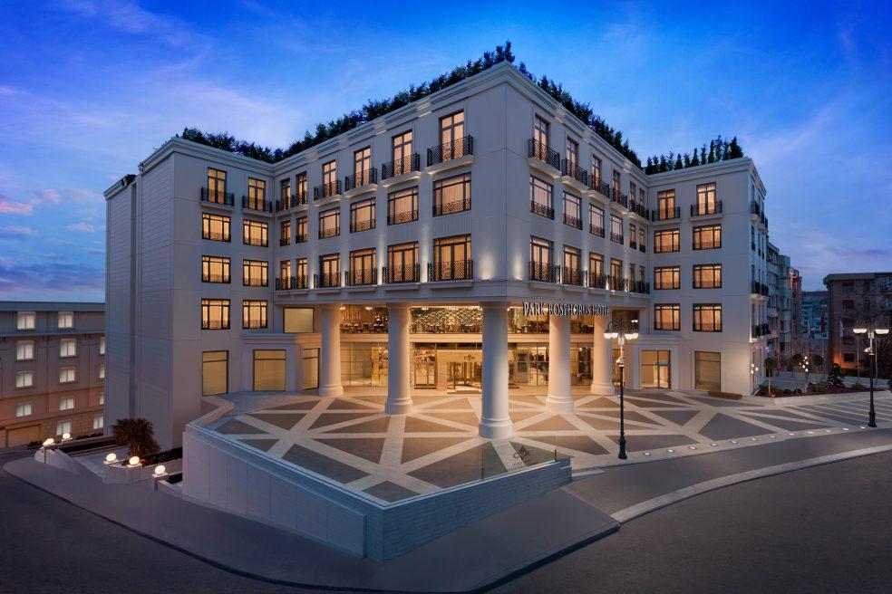 Park Bosphorus Istanbul Hotel Photo Retouching