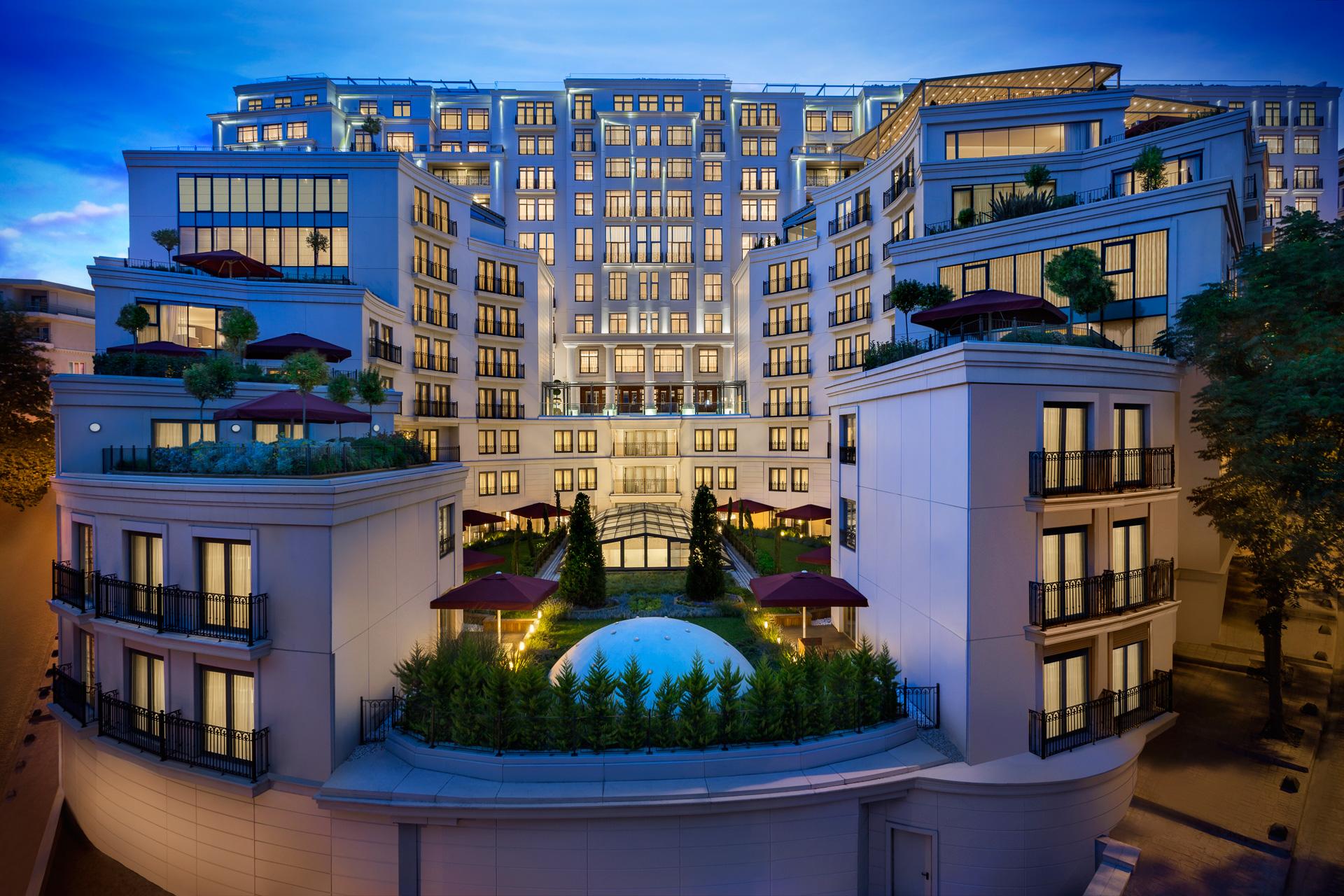 Park Bosphorus Hotel Istanbul