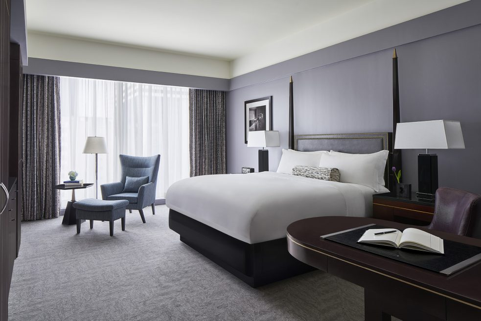 The Ritz Carlton Charlotte Hotel Photo Retouching