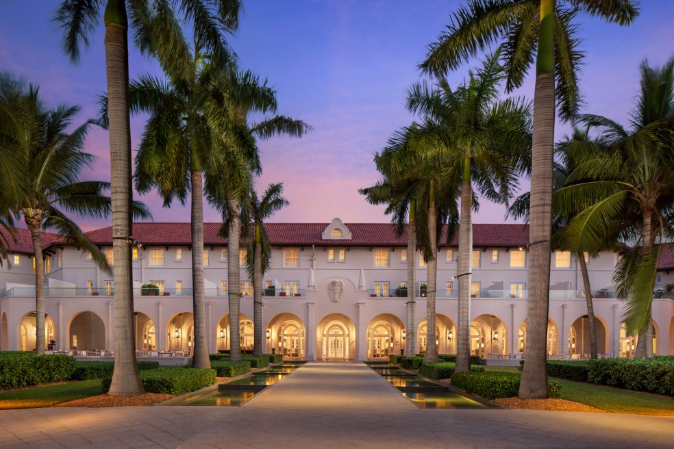 Waldorf Astoria Casa Marina Key West Hotel Photo Retouching