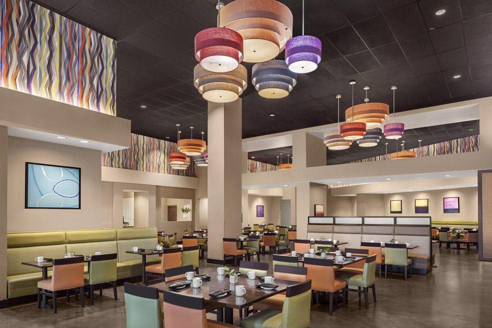 Delta Hotels by Marriott Anaheim Garden Grove Hotel Photo Retouching