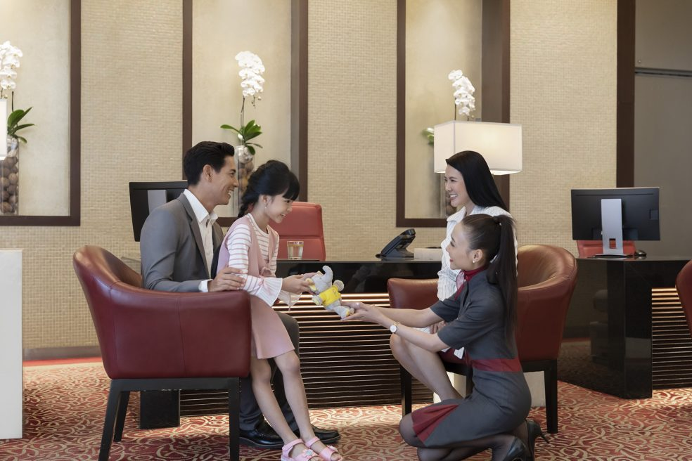 Marriott Executive Apartments Bangkok Hotel Photo Retouching