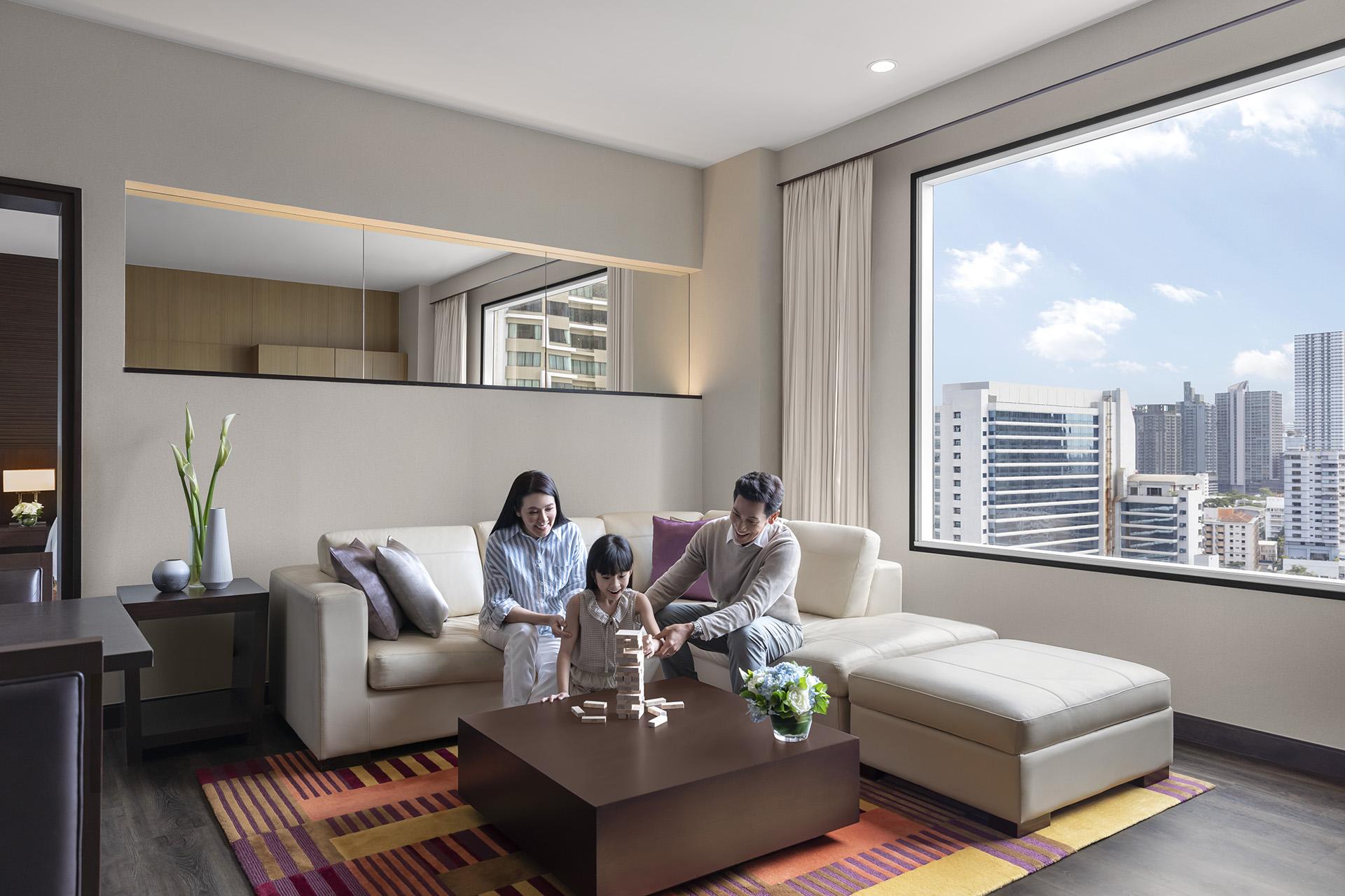 Marriott Executive Apartments Bangkok