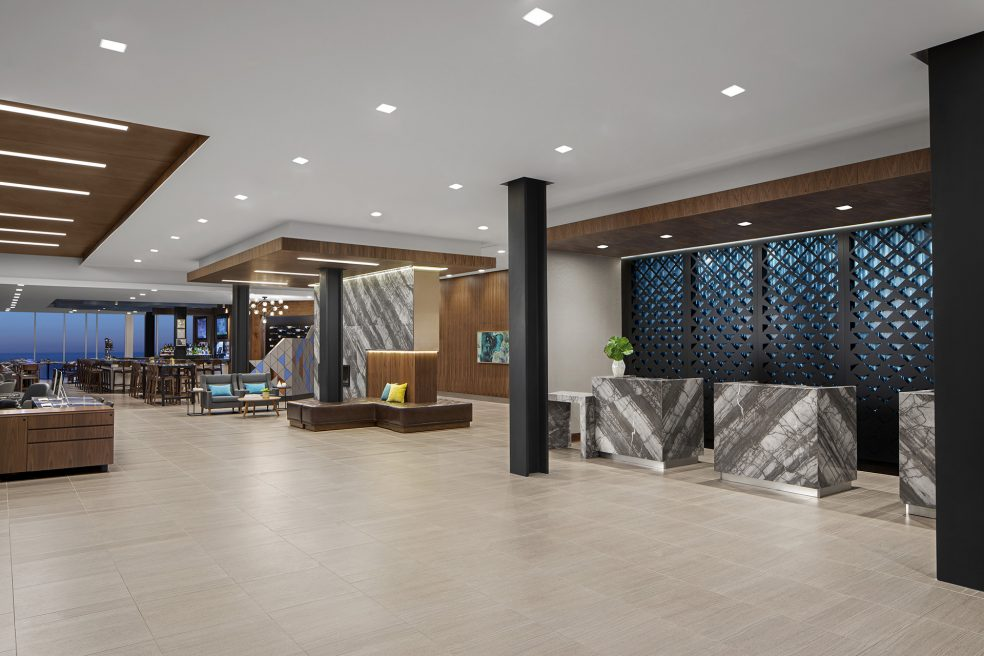 Delta Hotels by Marriott Thunder Bay Hotel Retouching
