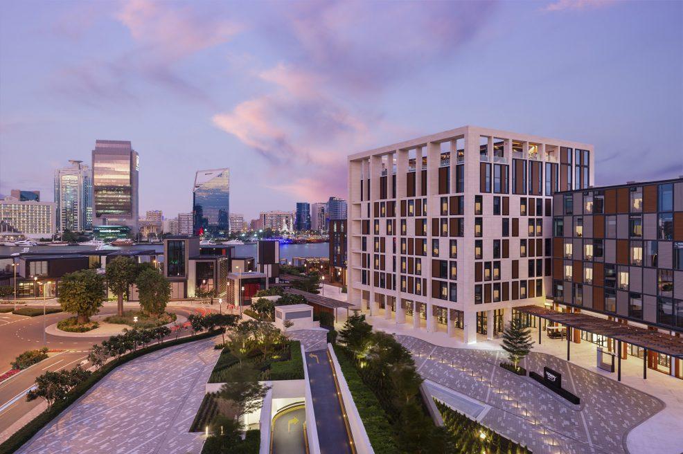 Canopy by Hilton Dubai Al Seef Hotel Photo Retouching