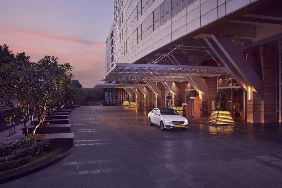 Grand Hyatt Mumbai Hotel Photo Retouching