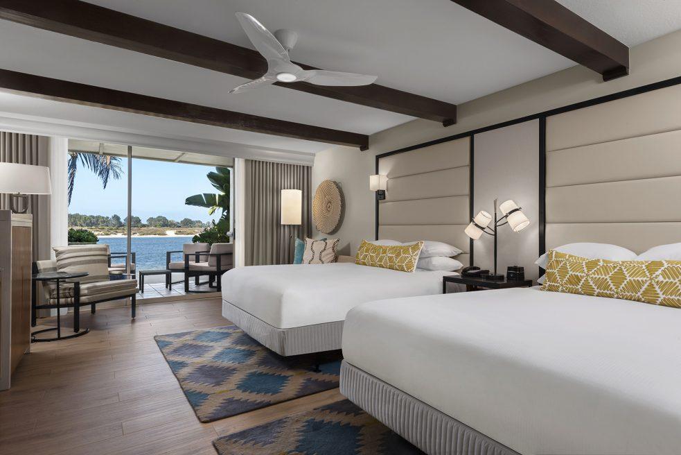 San Diego Mission Bay Resort Hotel Photo Retouching
