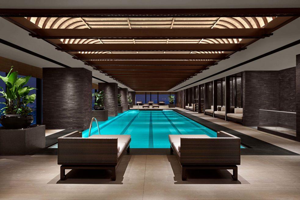 The Ritz Carlton Nanjing Hotel Photo Retouching