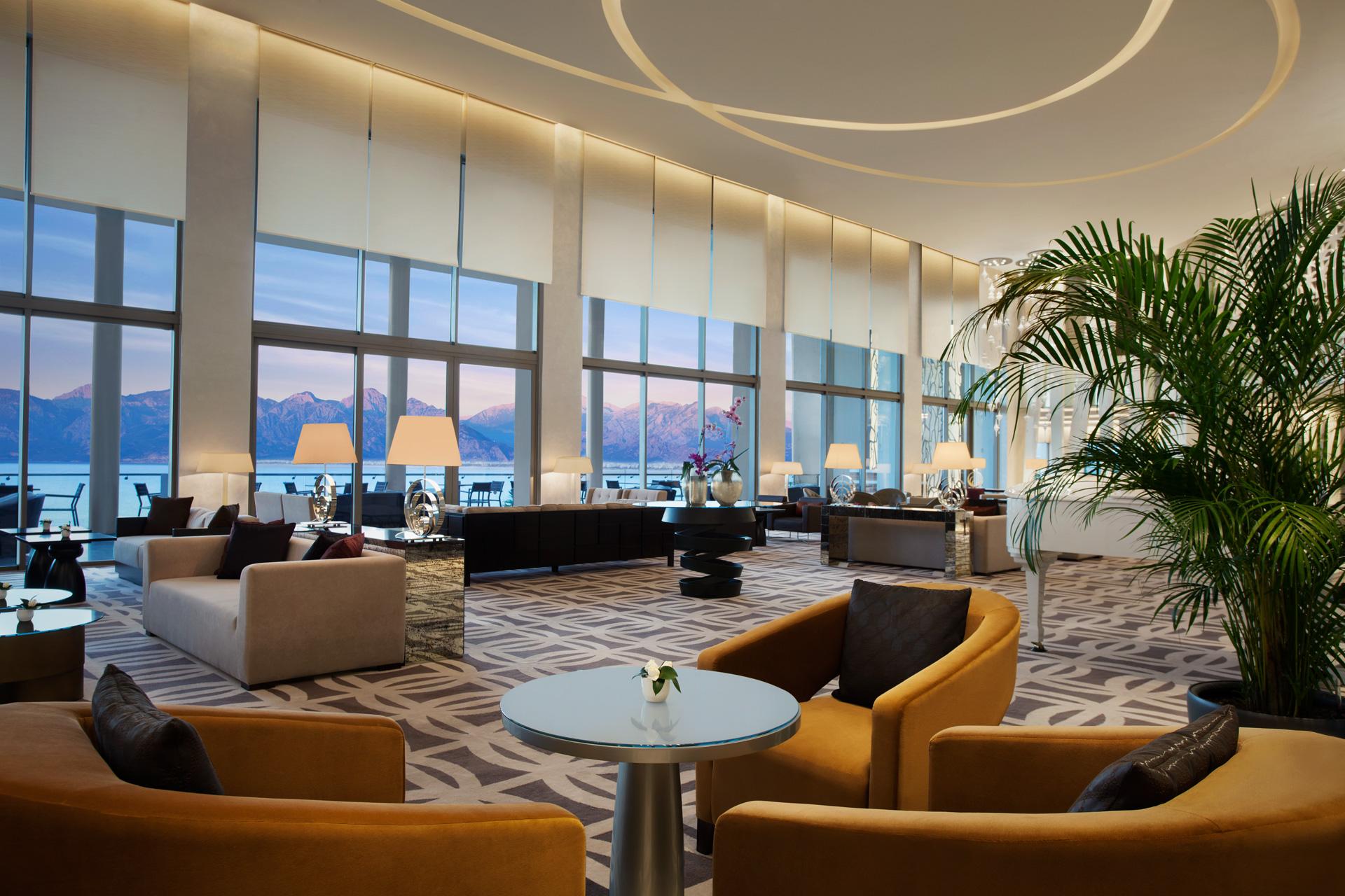 Akra Barut Hotel |Lobby Lounge