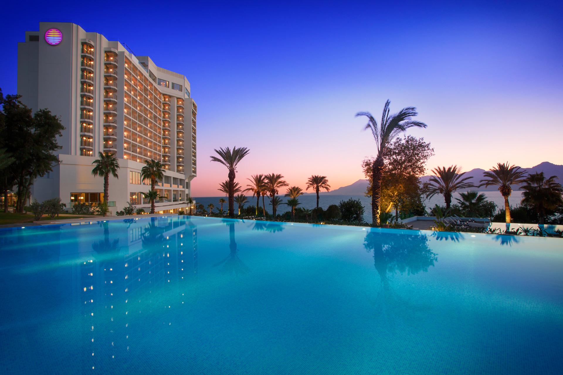 Akra Barut Hotel | Exterior View
