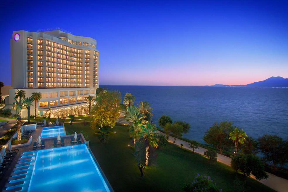 Akra Barut Hotel Retouching