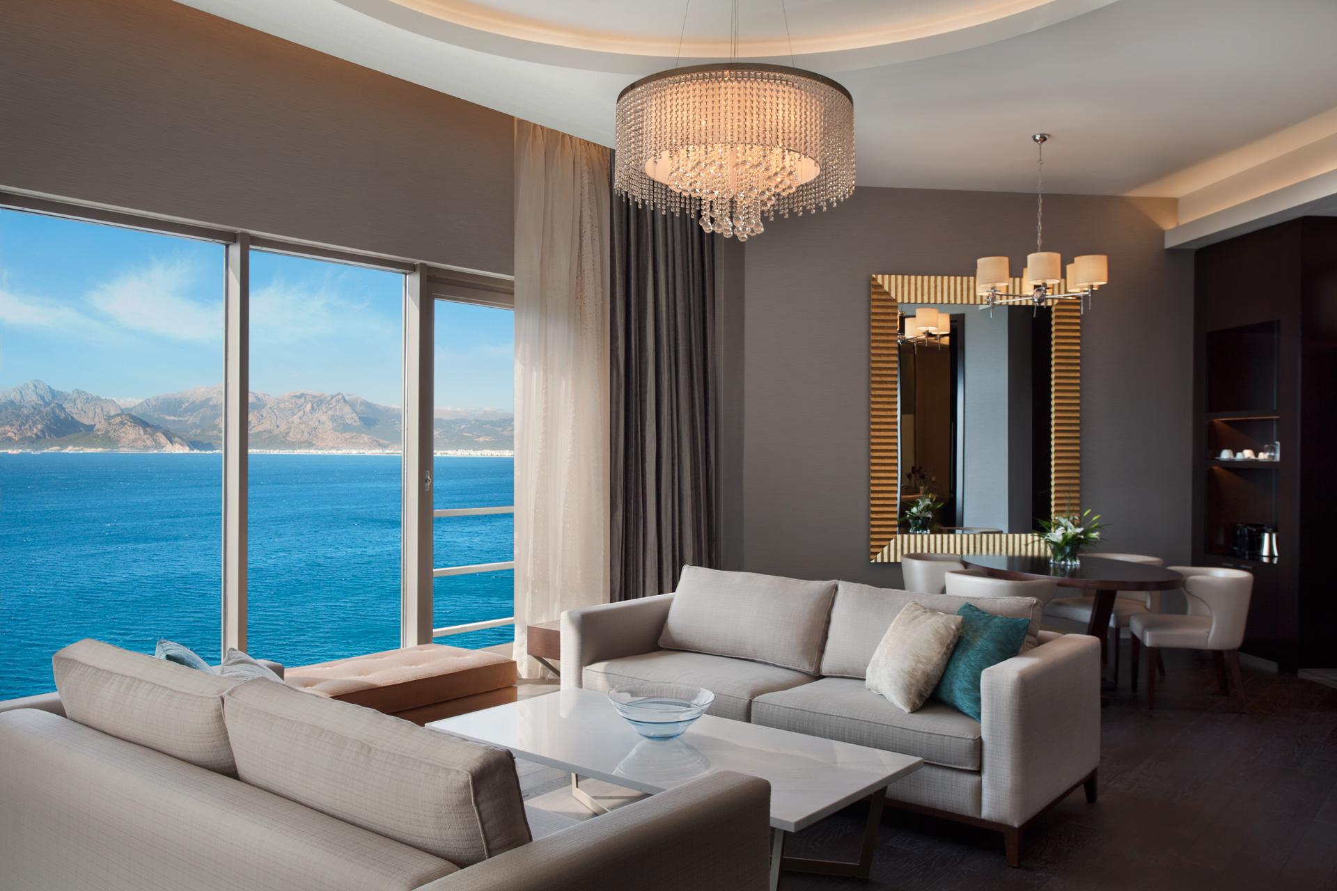 Akra Barut Hotel | Infinity Suite