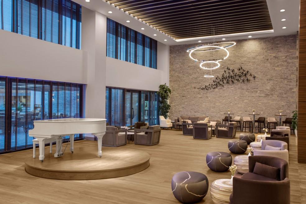 Barut Fethiye Sensatori Hotel Retouching