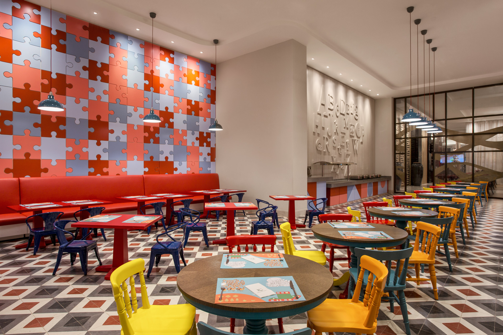 IC Green Palace | Kids Restaurant