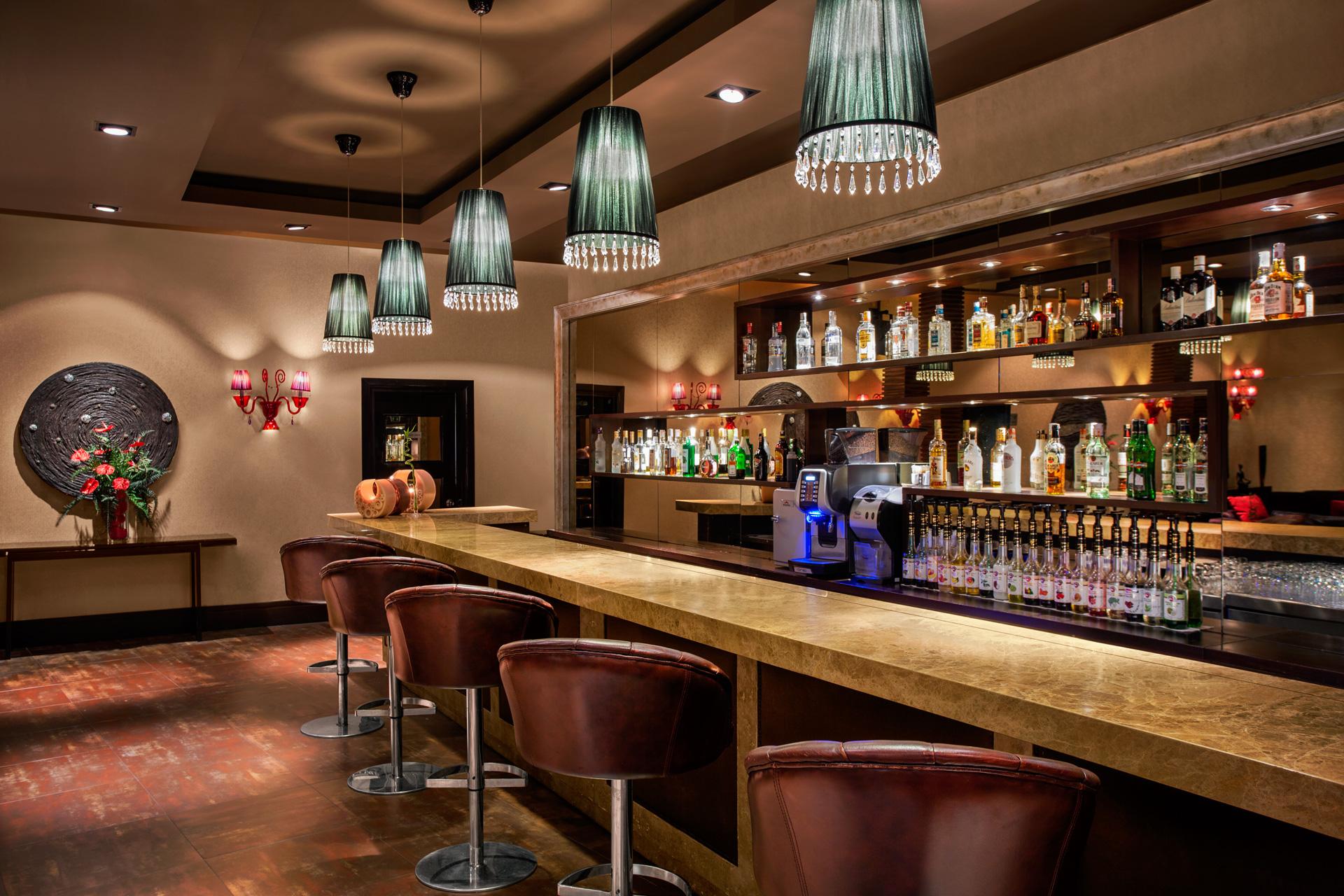 IC Residence | Spy Bag Bar