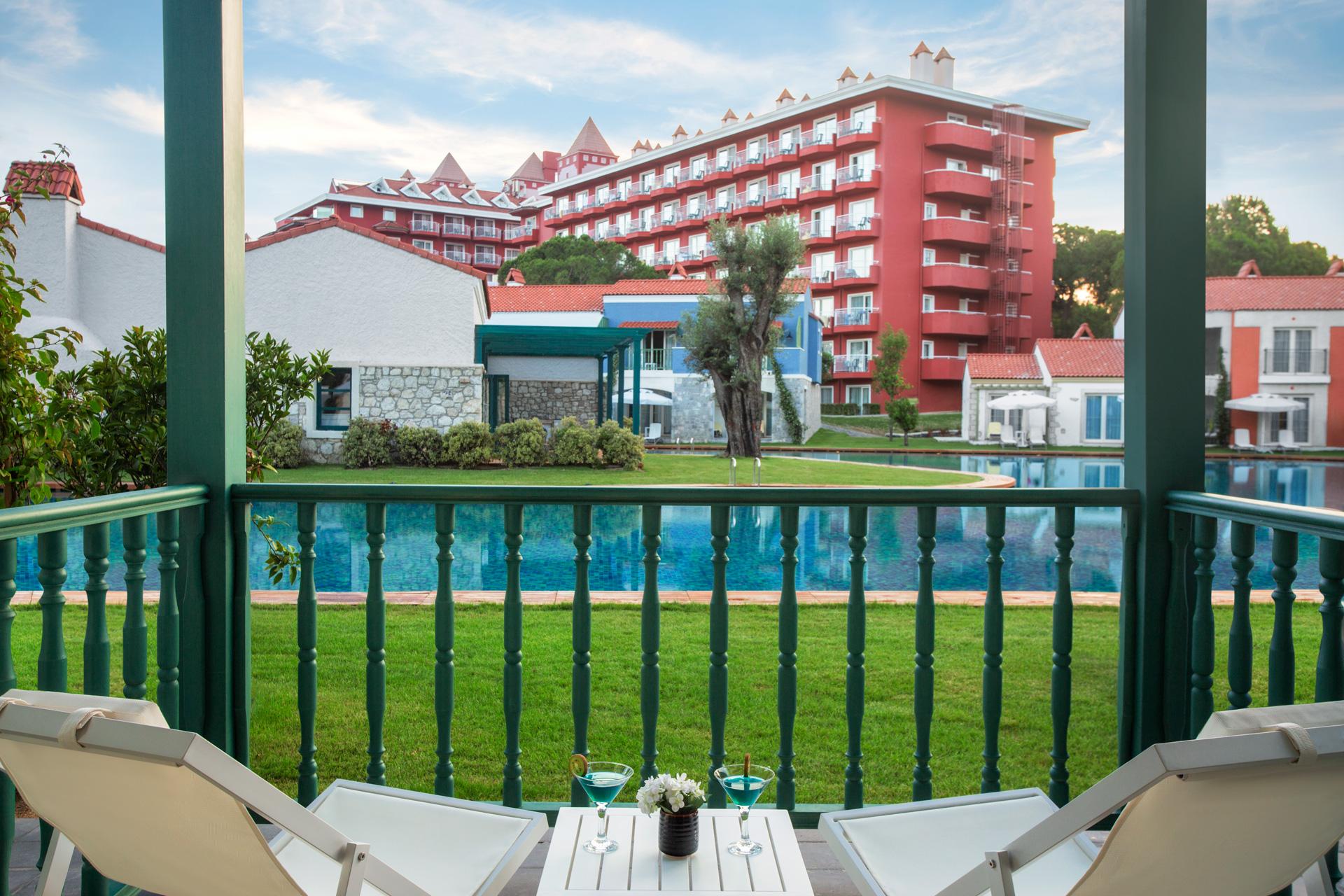 IC Santai   Sun Swim Up Villa