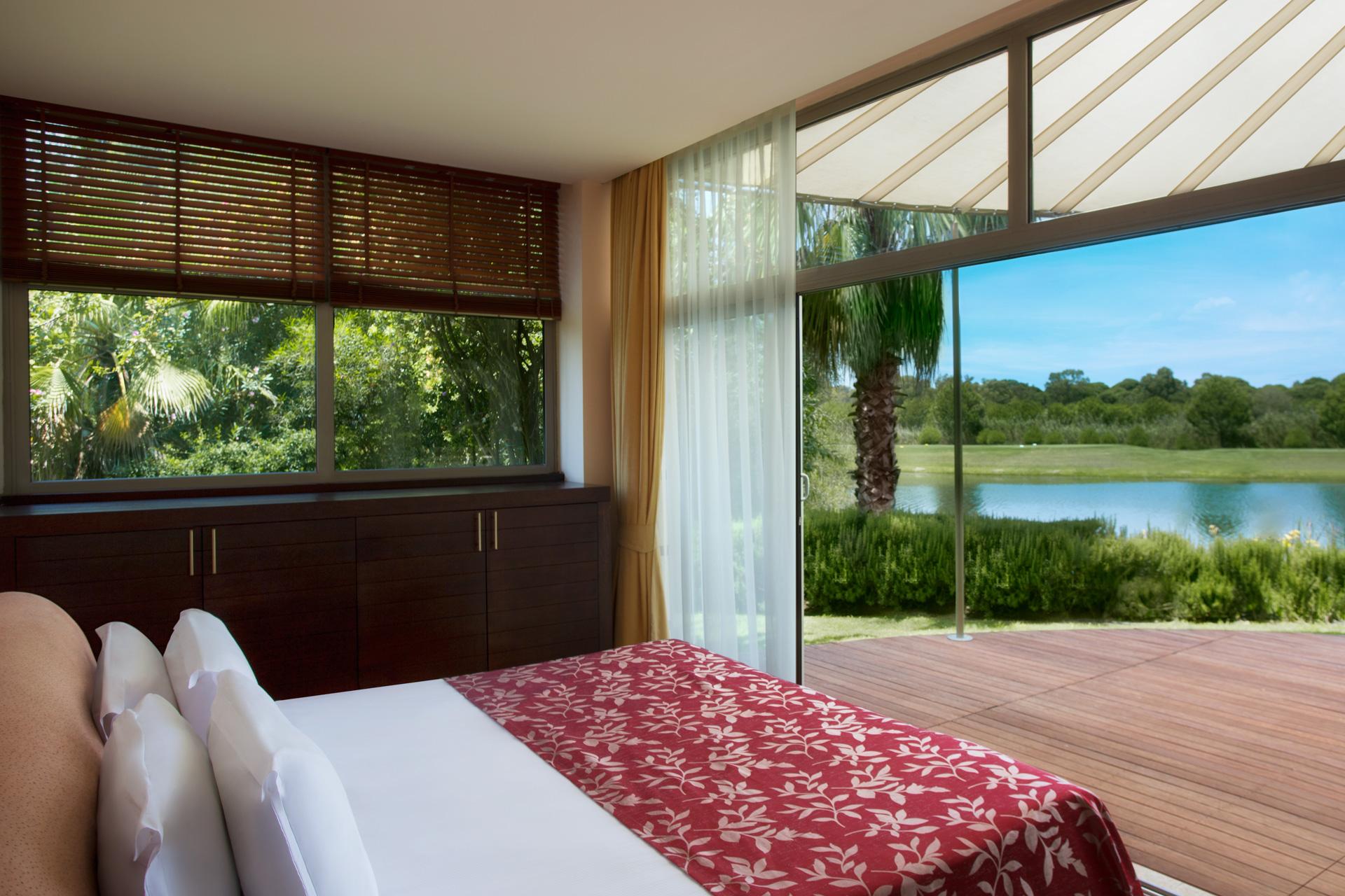 Kempinski Hotel The Dome | Presidential Villa Guest Room