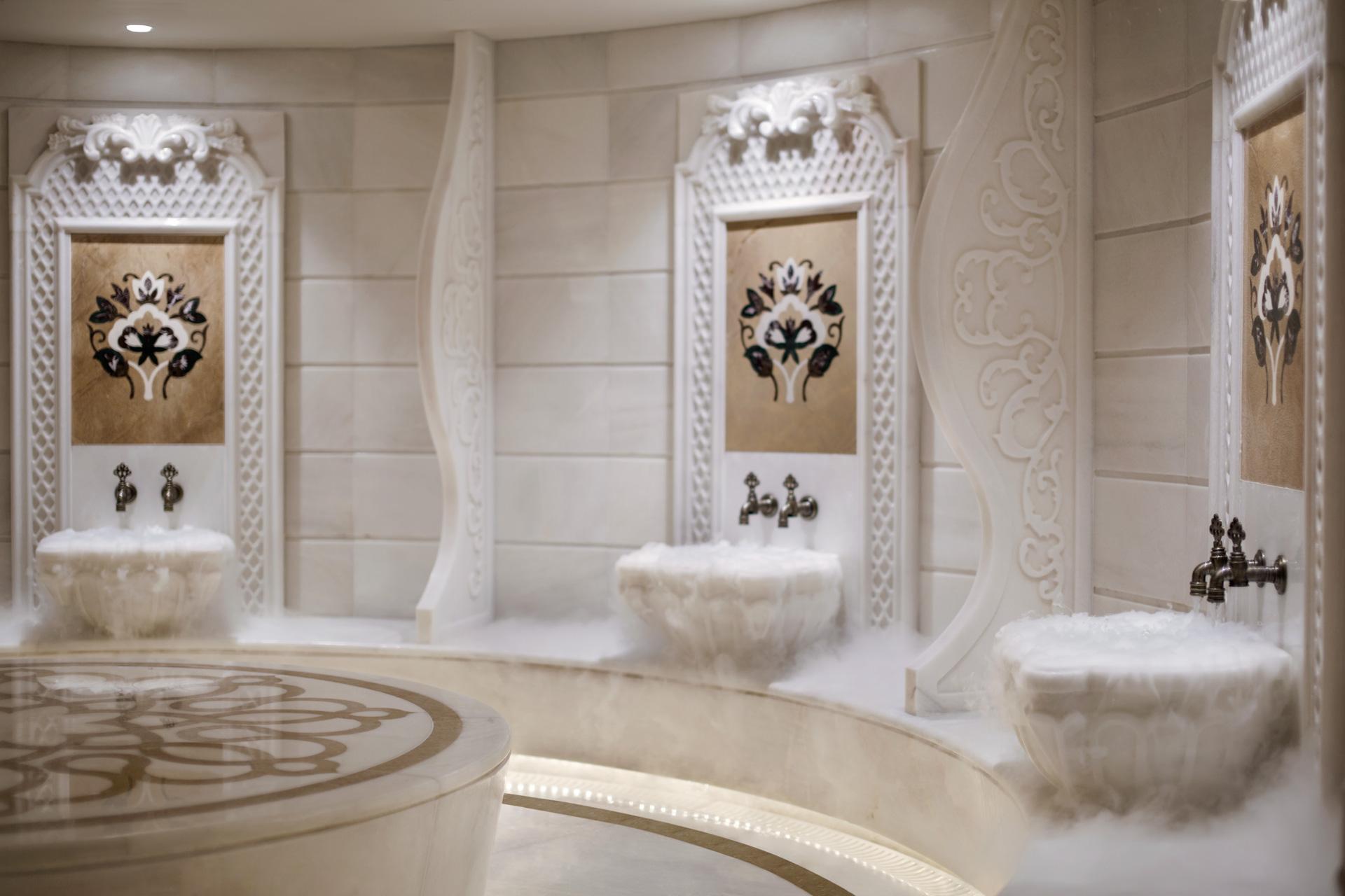 Lazzoni Hotel | Turkish Bath