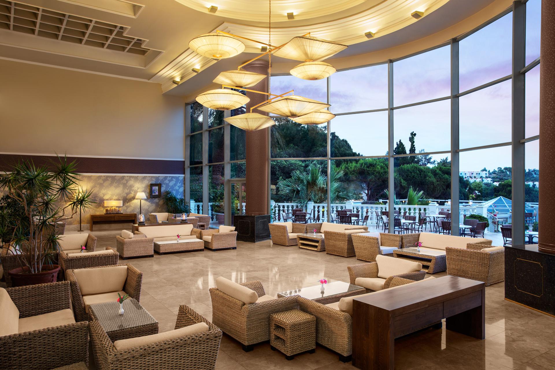 Paloma Club Sultan   Lobby Lounge