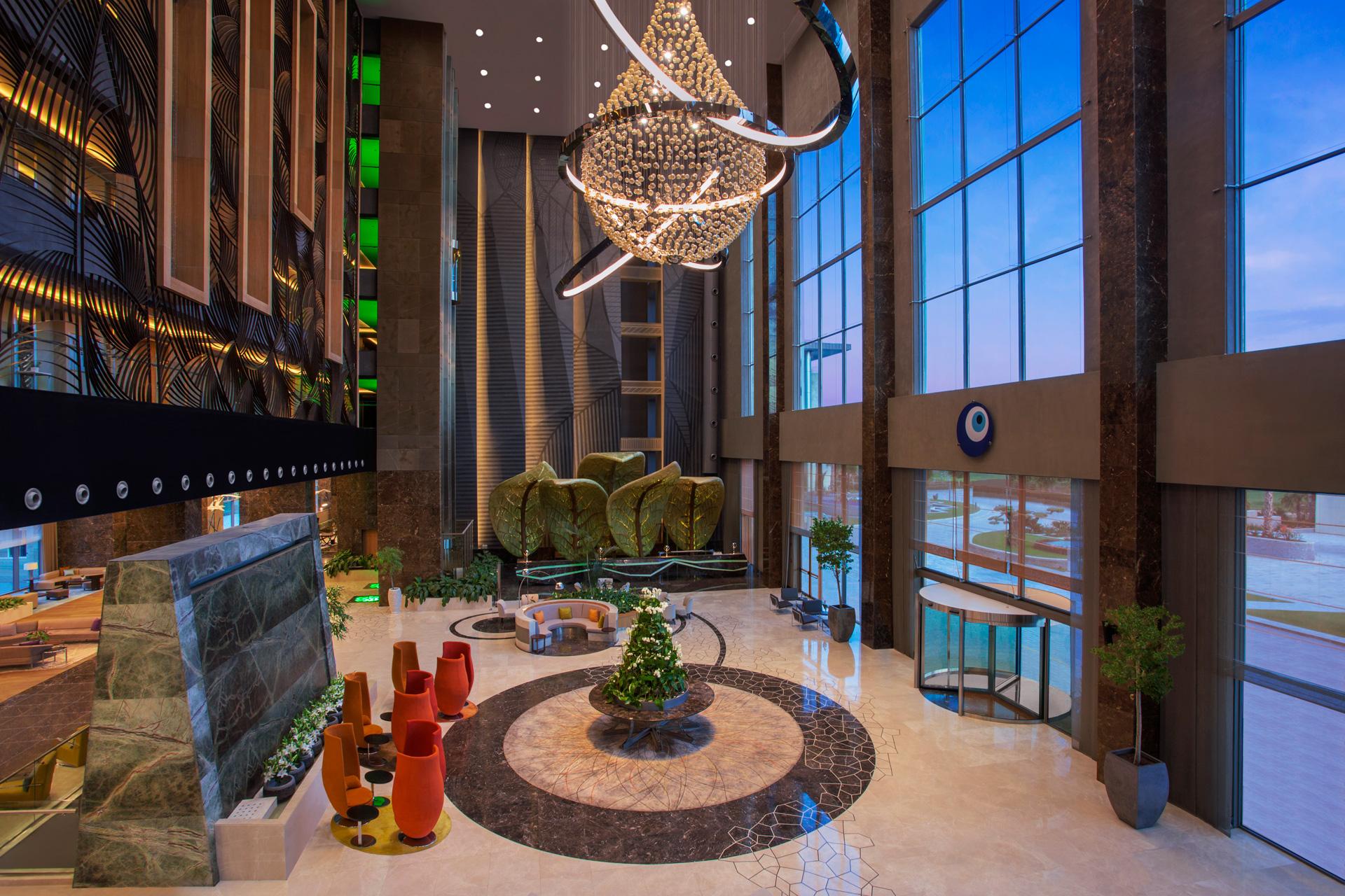 Regnum Carya Golf Resort | Lobby