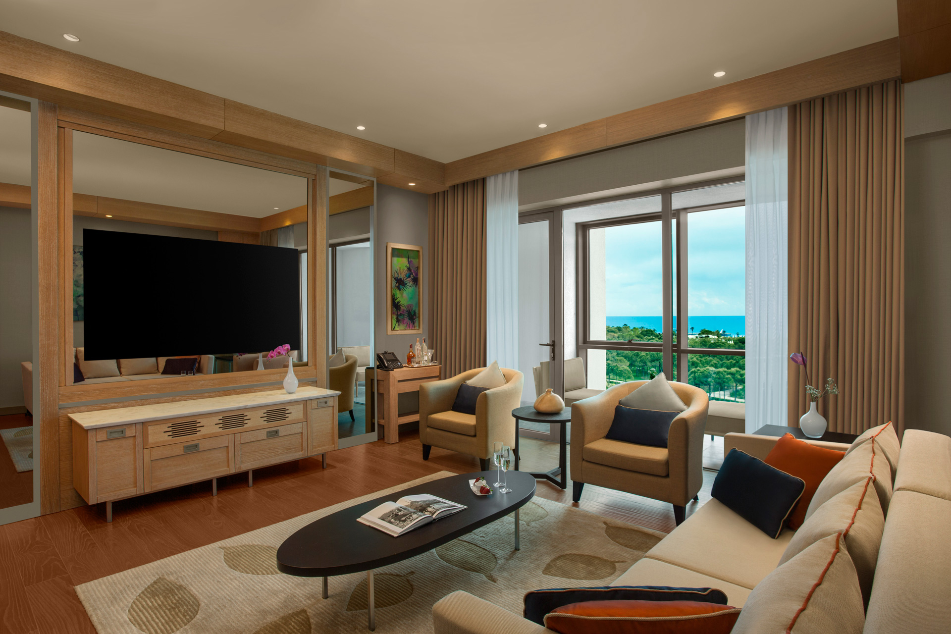 Regnum Carya Golf Resort | Luxury Room