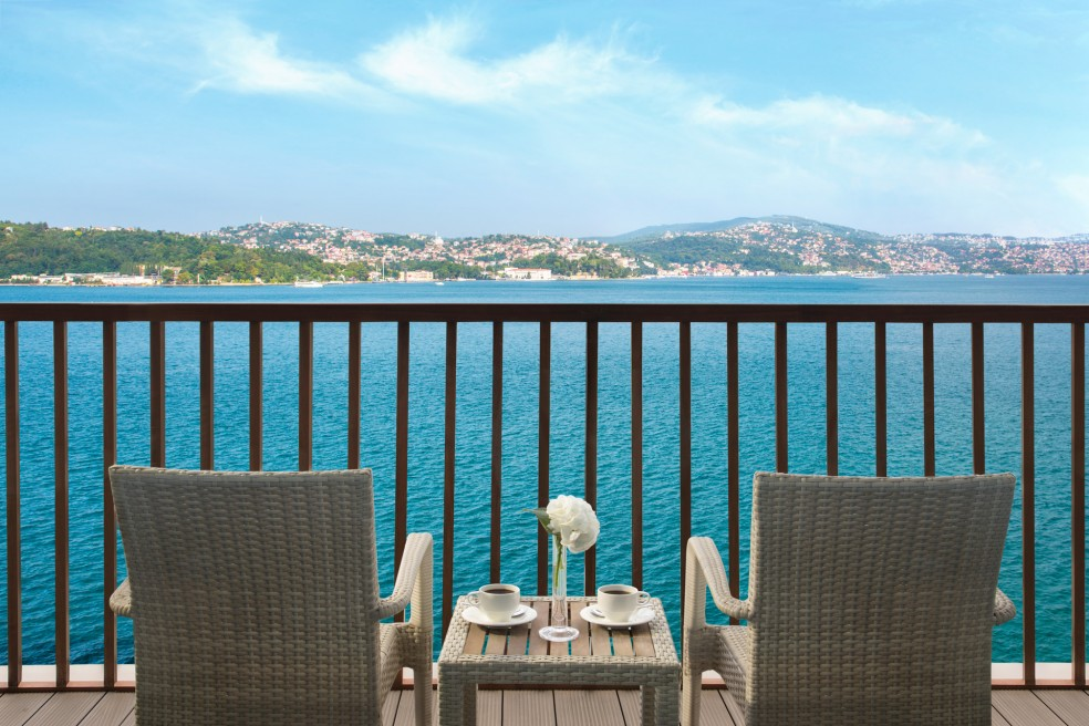 The Grand Tarabya Hotel Retouching