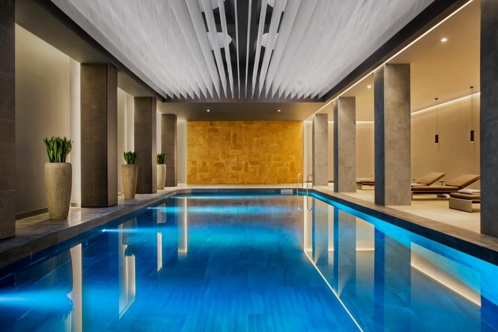 Conrad Istanbul Bosphorus Hotel Retouching