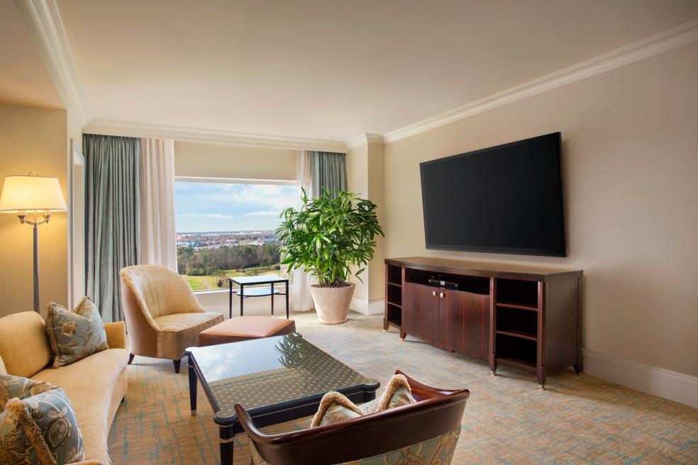 Waldorf Astoria Orlando Hotel Retouching