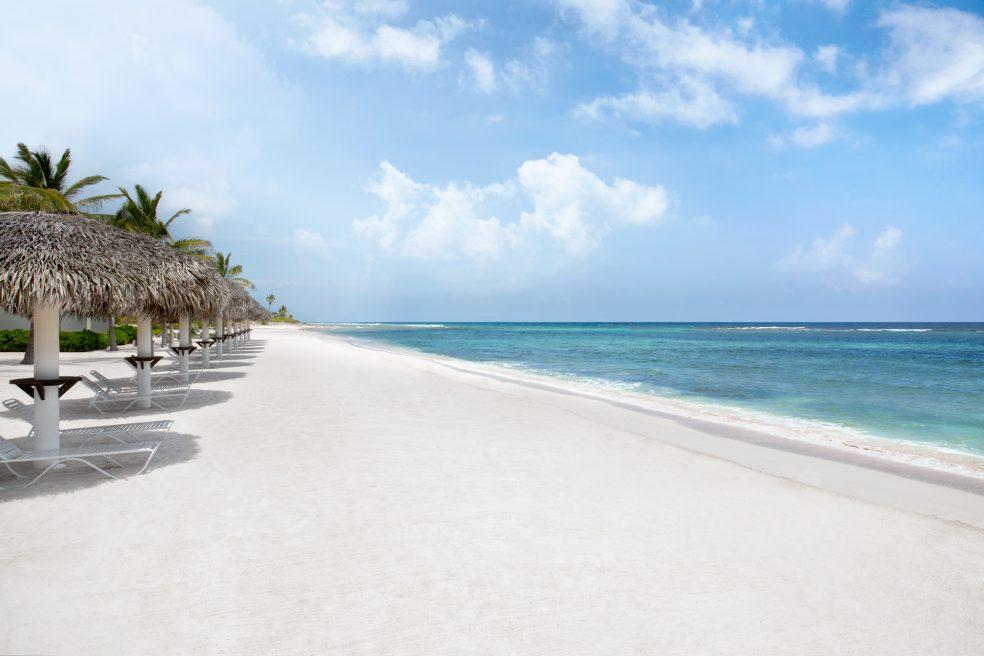 Cayman Brach Beach Hotel Retouching