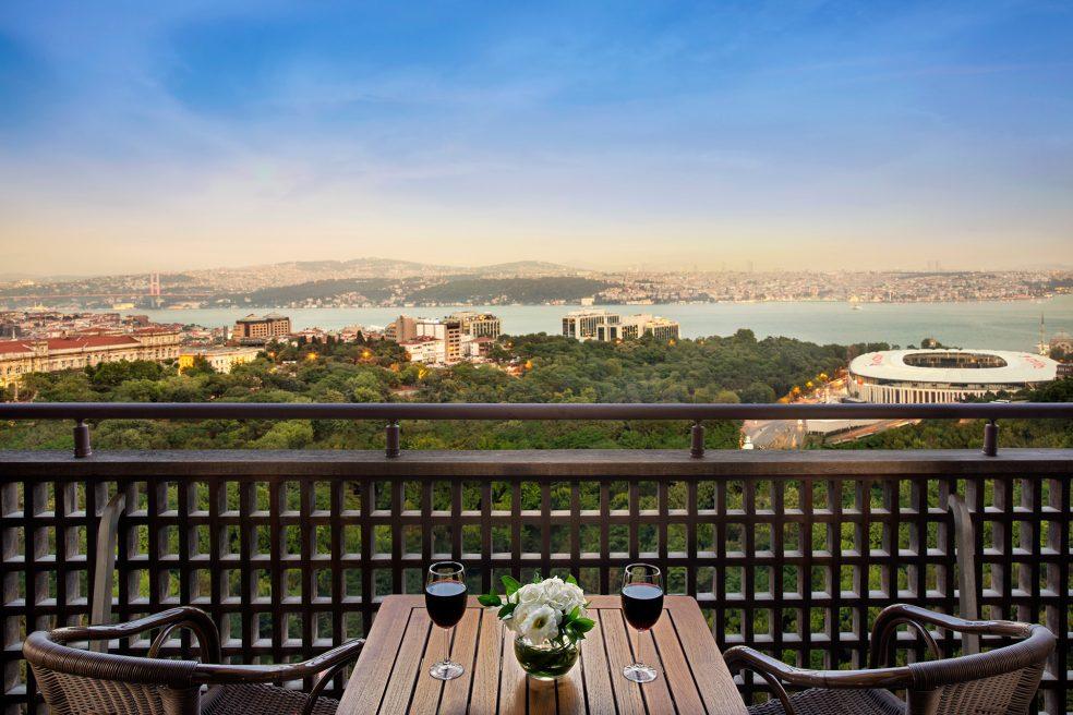 Hilton Istanbul Bosphorus Hotel Retouching