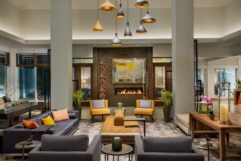 Hilton Garden Inn Lubbock Hotel Retouching