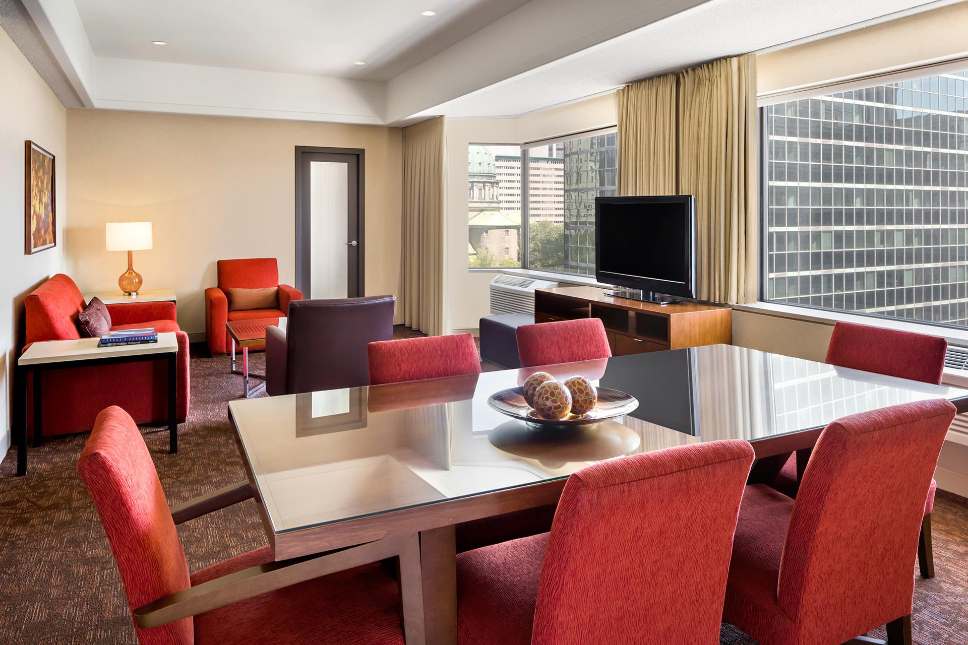 Sheraton Montreal Hotel
