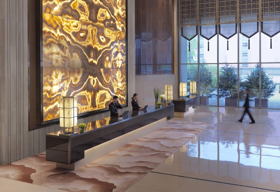 Hyatt Regency Jinan Hotel Photo Retouching