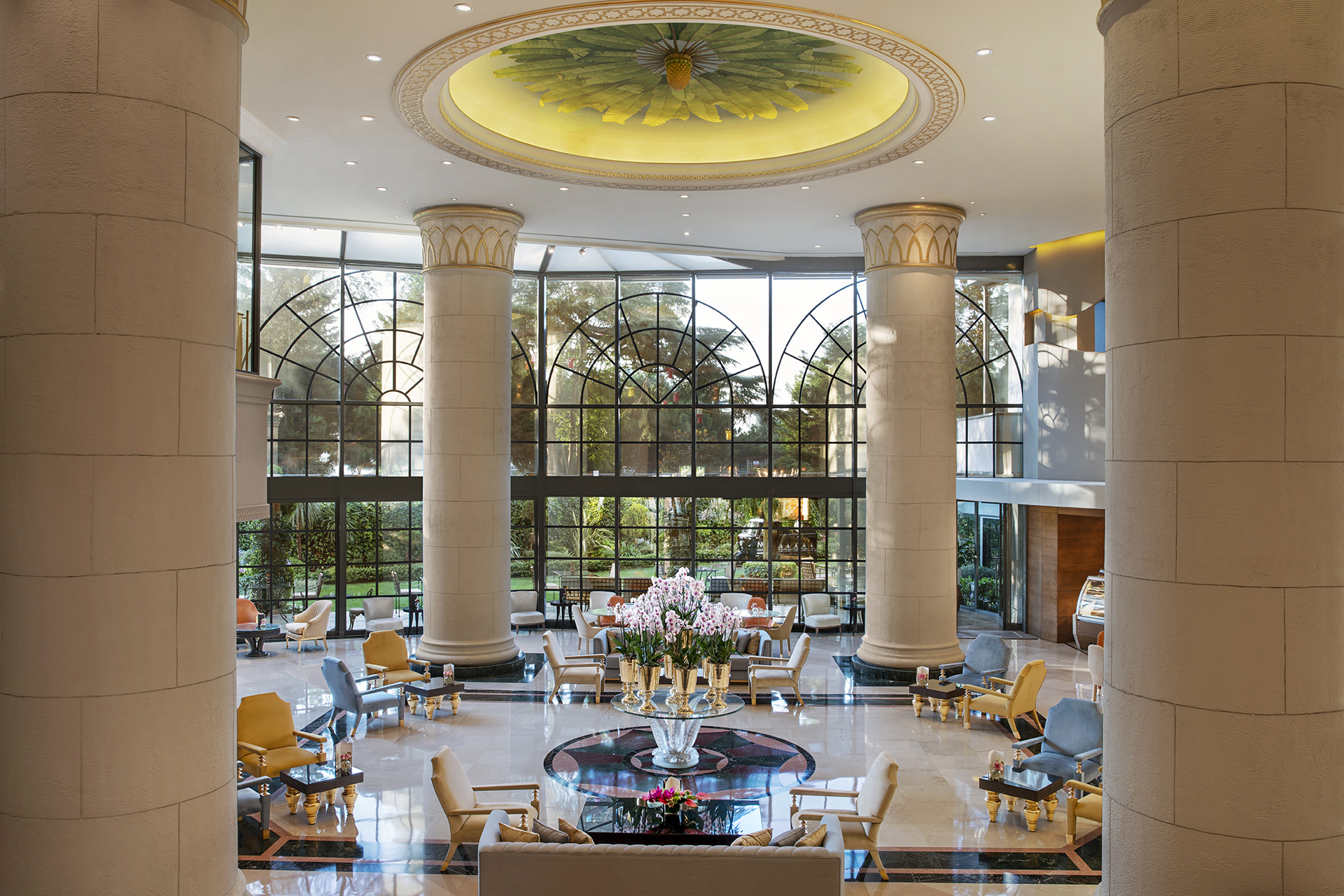 Intercontinental Istanbul Hotel Photography