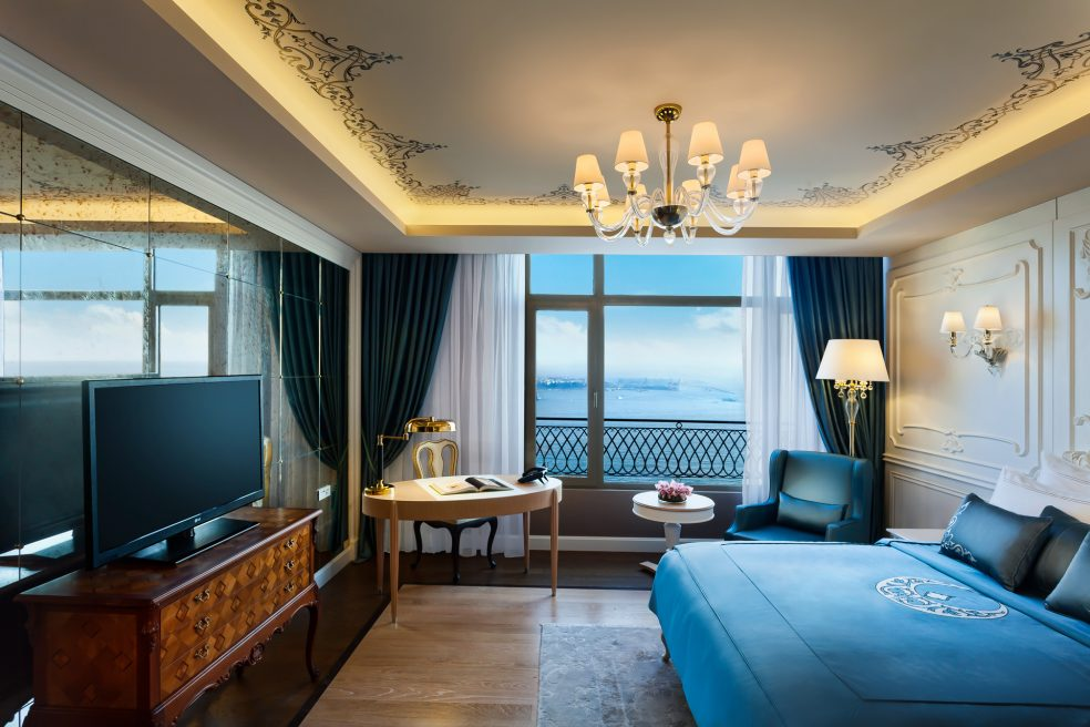 Park Bosphorus Istanbul Hotel Photo Retouching