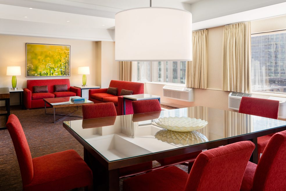 Le Centre Sheraton Montreal Hotel Photo Retouching