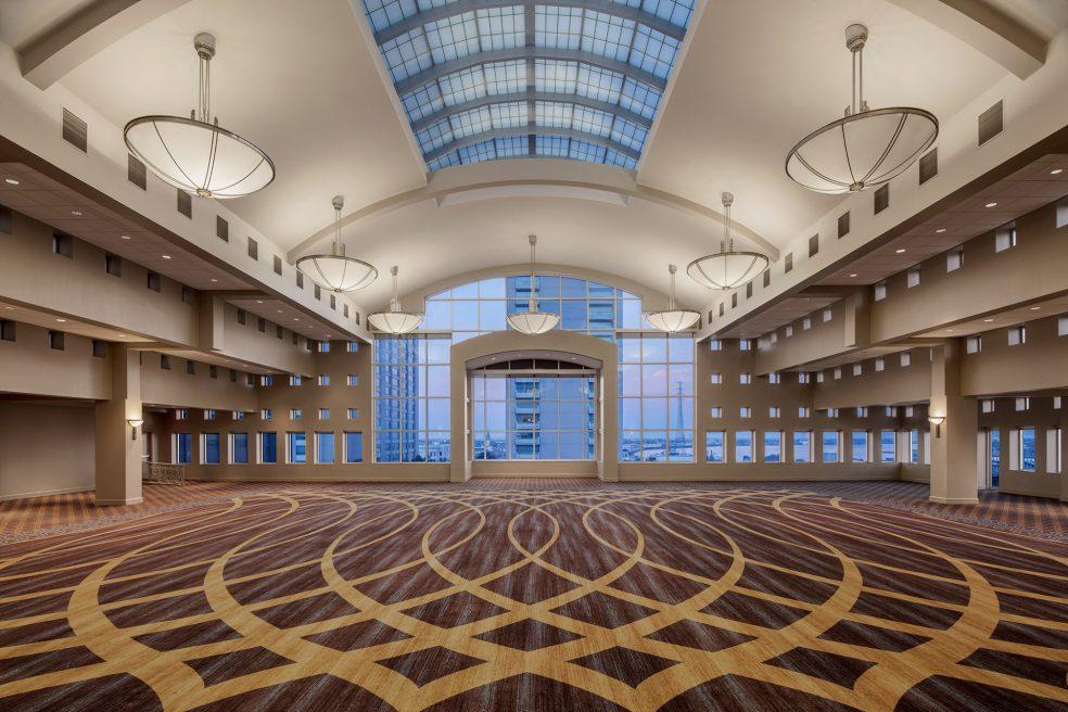 Sheraton New Orleans Hotel Photo Retouching