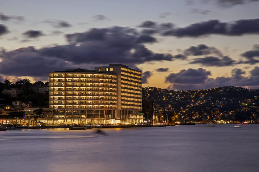 The Grand Tarabya Hotel Photo Retouching