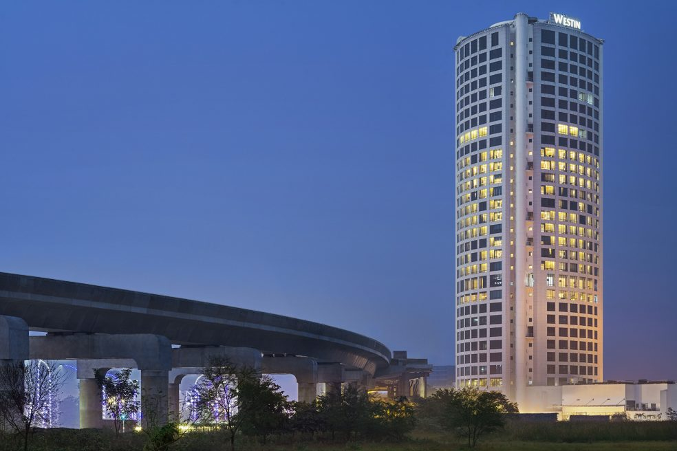 The Westin Kolkata Rajarhat Hotel Photo Retouching