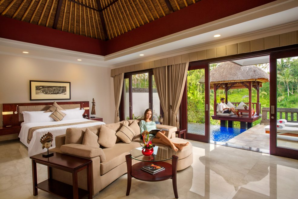 Viceroy Bali Hotel Photo Retouching