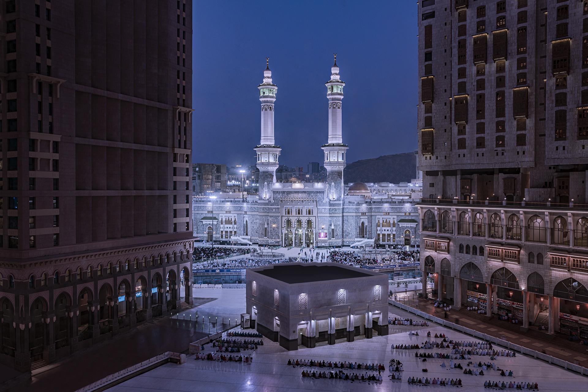 Makkah Conrad