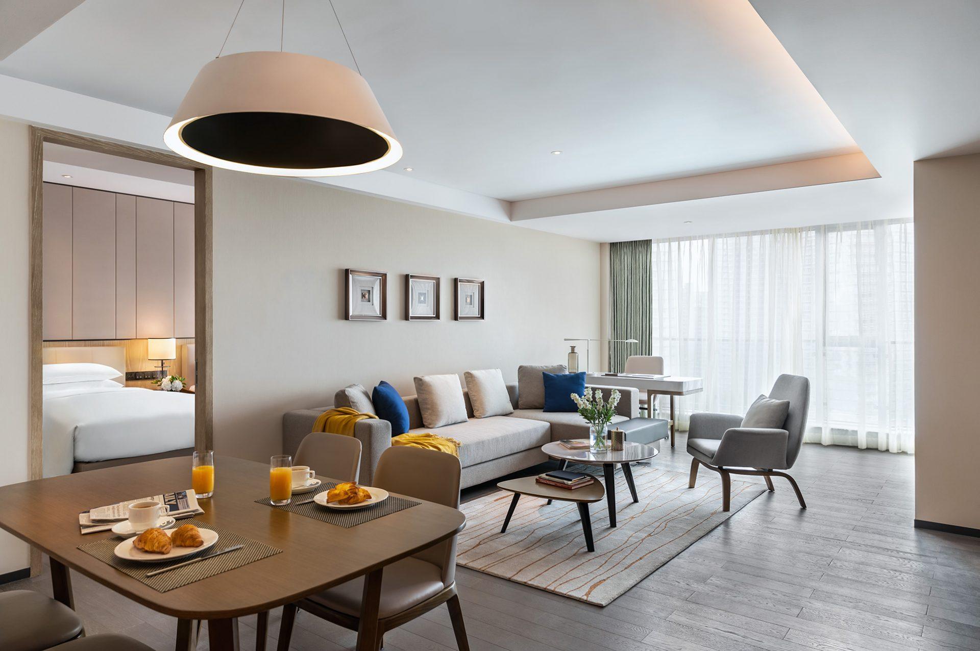 Marriott Executive Apartments Chongqing