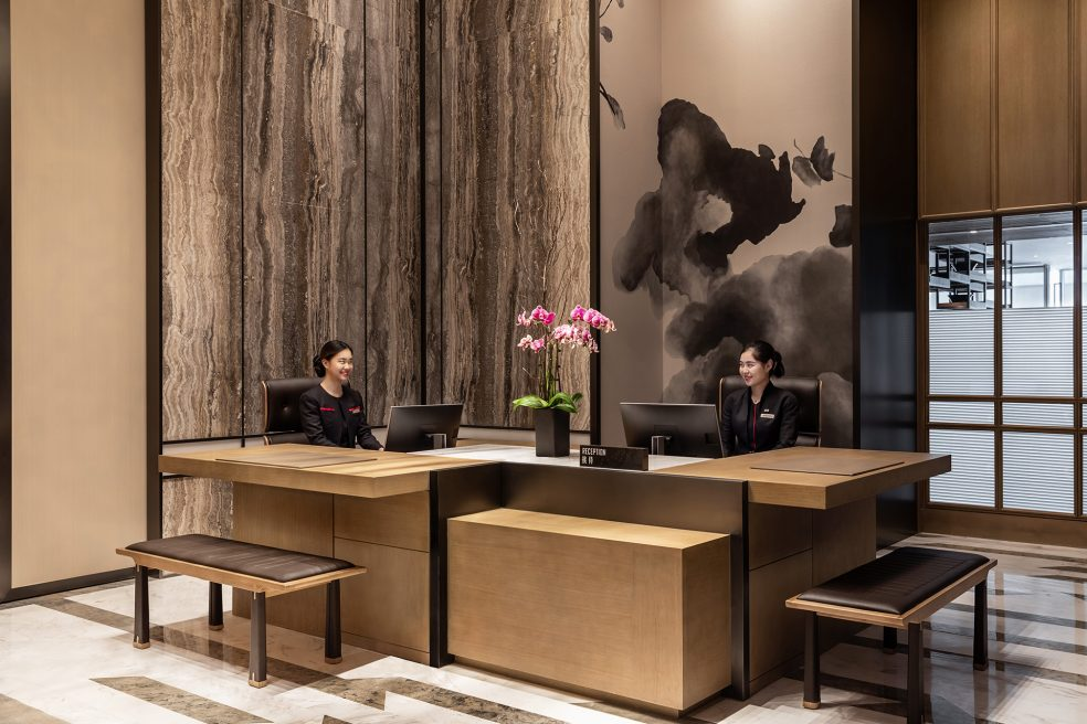 Marriott Executive Apartments Chongqing Hotel Photo Retouching